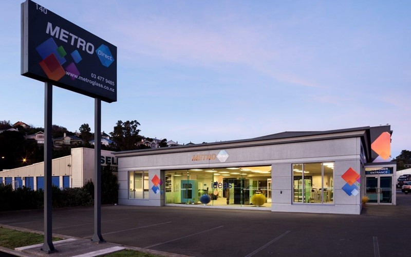 Metro Direct Glass Dunedin