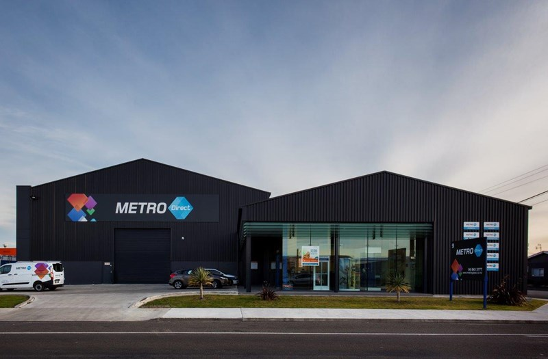Metro Direct Glass Napier
